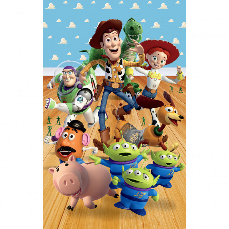Fototapete Toy Story Woody Poster