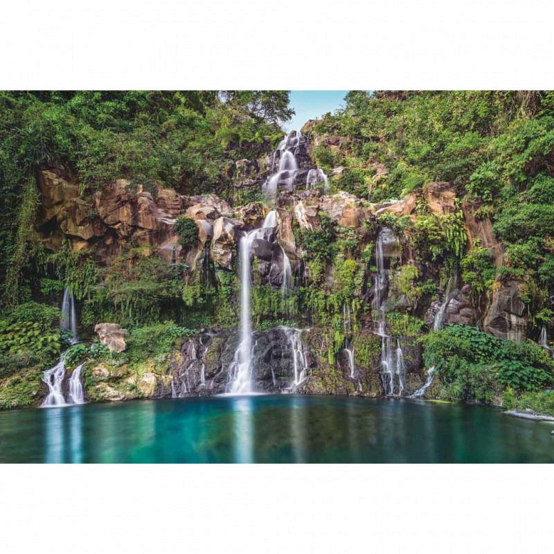 Vlies Fototapete Wasserfall Kaskaden