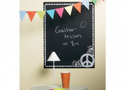 Wallies Wandsticker Kreidetafel Frieden Peace