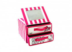 Hello Kitty Makeup-Box Schminkkoffer