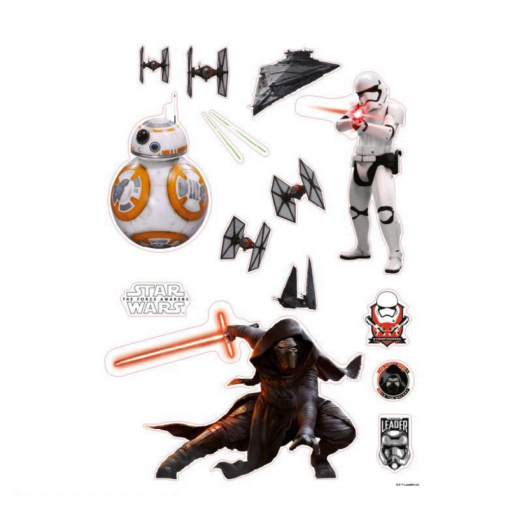 Wandsticker Set Star Wars Erwachen der Macht