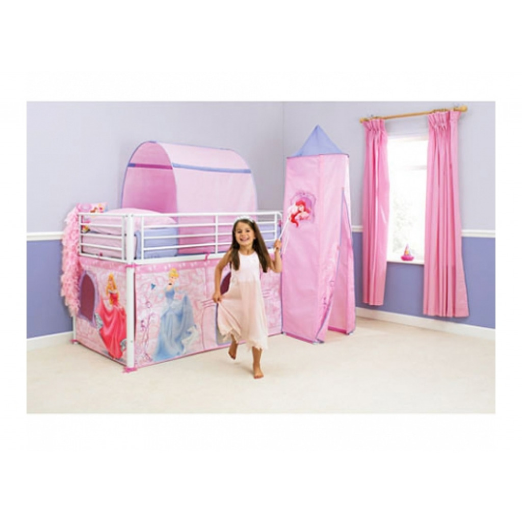 disney princess vorhang set tunnel zubeh r deko f r. Black Bedroom Furniture Sets. Home Design Ideas
