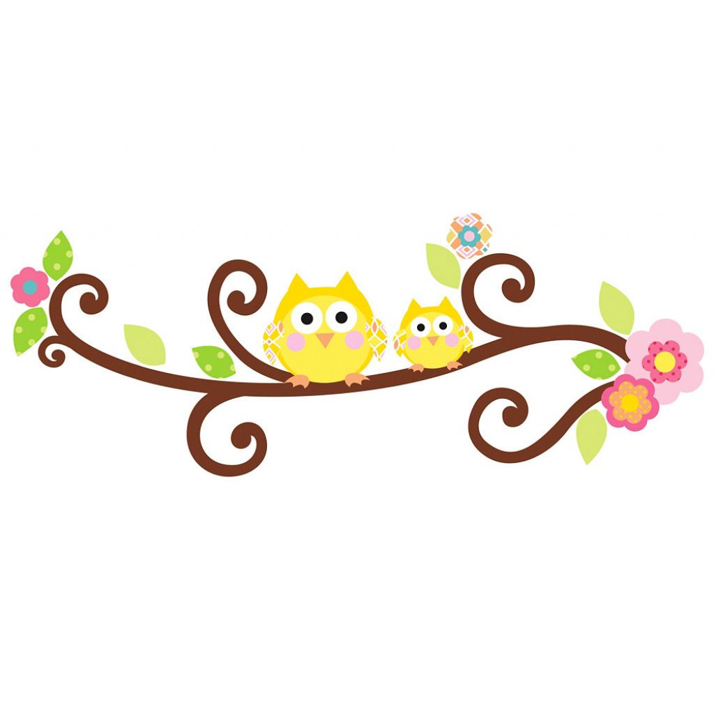 98 wandsticker wandtattoo waldtiere buchstaben zweig eulen kinderzimmer abc ebay. Black Bedroom Furniture Sets. Home Design Ideas