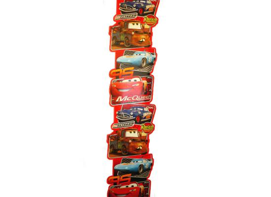 Kinderzimmer vertikal bord re disney cars disney pixar cars - Disney cars kinderzimmer ...