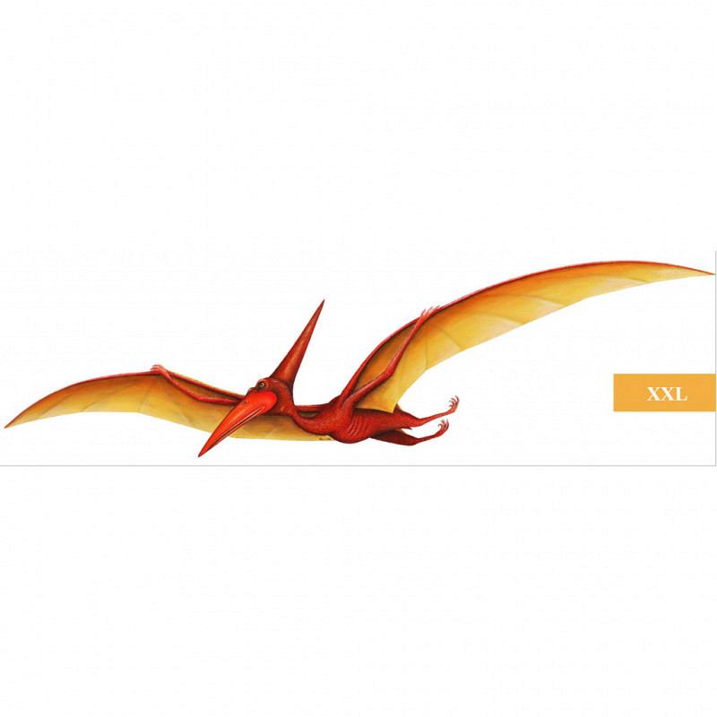 Wandsticker Dinosaurier Pterodactylus