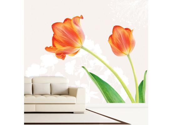 Fototapete Steinwand Selbstklebend : Selbstklebende Tapete Pusteblume  fototapete selbstklebend wohnzimmer