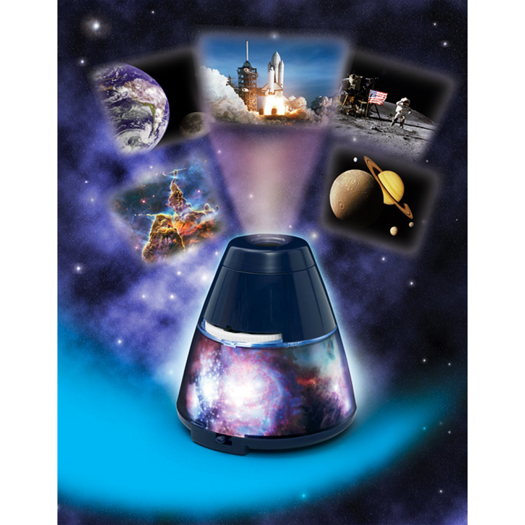 Space Explorer Raum Projektor