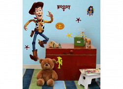 RoomMates Wandsticker Wandtattoo Toy Story Woody