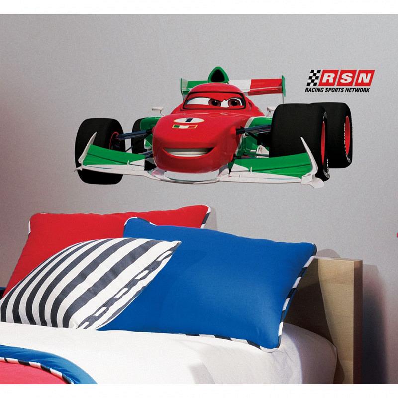 RoomMates Wandsticker Francesco Bernoulli