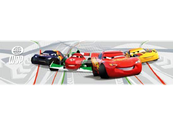 Graham brown bord re tapeten borte disney pixar cars for Cars kinderzimmer