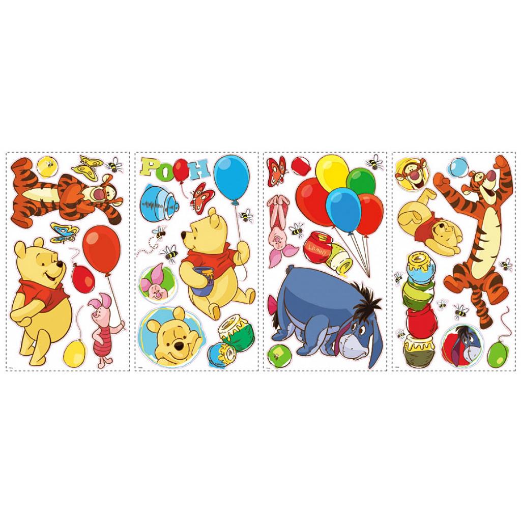 RoomMates Wandsticker Winnie Pooh-Winnie the Pooh