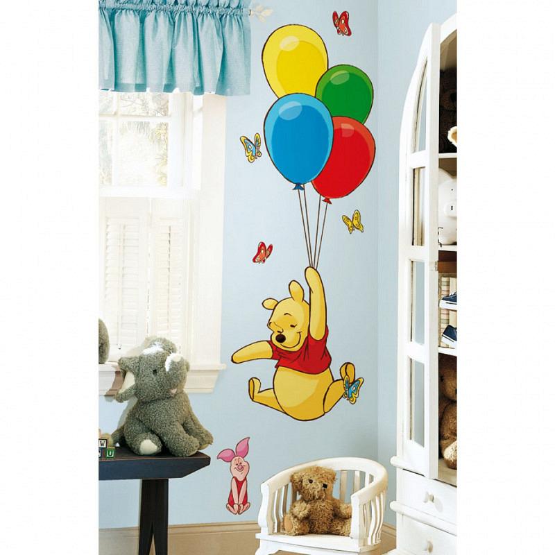 RoomMates Wandsticker XXL Winnie Pooh