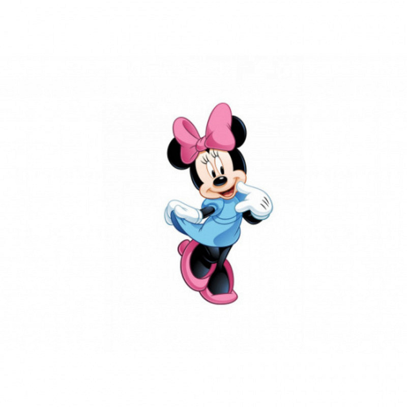 RoomMates Wandsticker Minnie Mouse XXL
