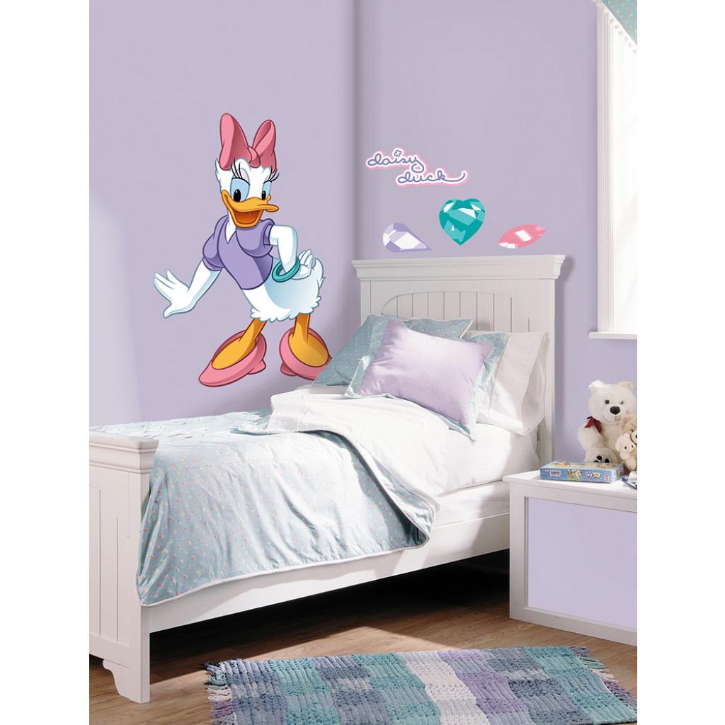 Roommates wandsticker disney daisy duck mickey mouse - Wandsticker mickey mouse ...