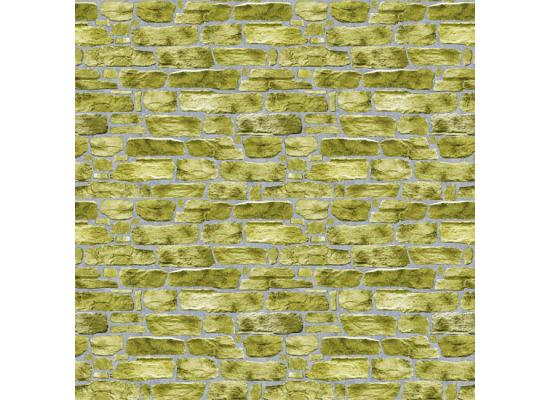 Tapete selbstklebend steinmauer kiesel beige steintapete for Steinmauer tapete