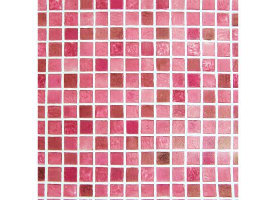 tapete selbstklebend mosaik fliesen rot 100 x 100 cm abwaschbar k che ebay. Black Bedroom Furniture Sets. Home Design Ideas