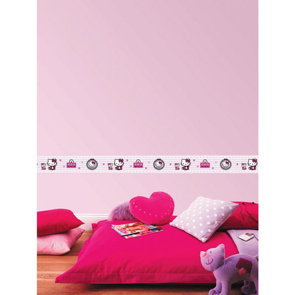 kinderzimmer bord re hello kitty candy stripe hello kitty. Black Bedroom Furniture Sets. Home Design Ideas