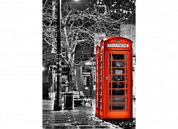 Wandbild Telefonzelle Shepherd Market