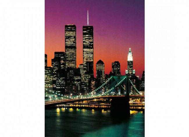 Wandbild Manhattan World Trade Center