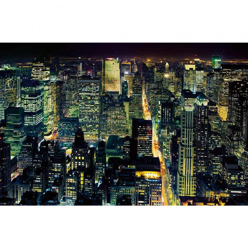 Wandbild Blick vom Empire State Building