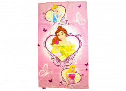 Badetuch Disney Princess Hearts