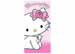 Badetuch Strandtuch Handtuch Charmmy Hello Kitty
