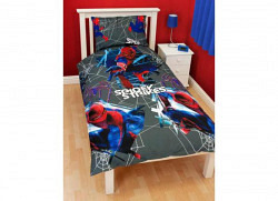 Spiderman Movie Mikrofaser Wende-Bettw�sche