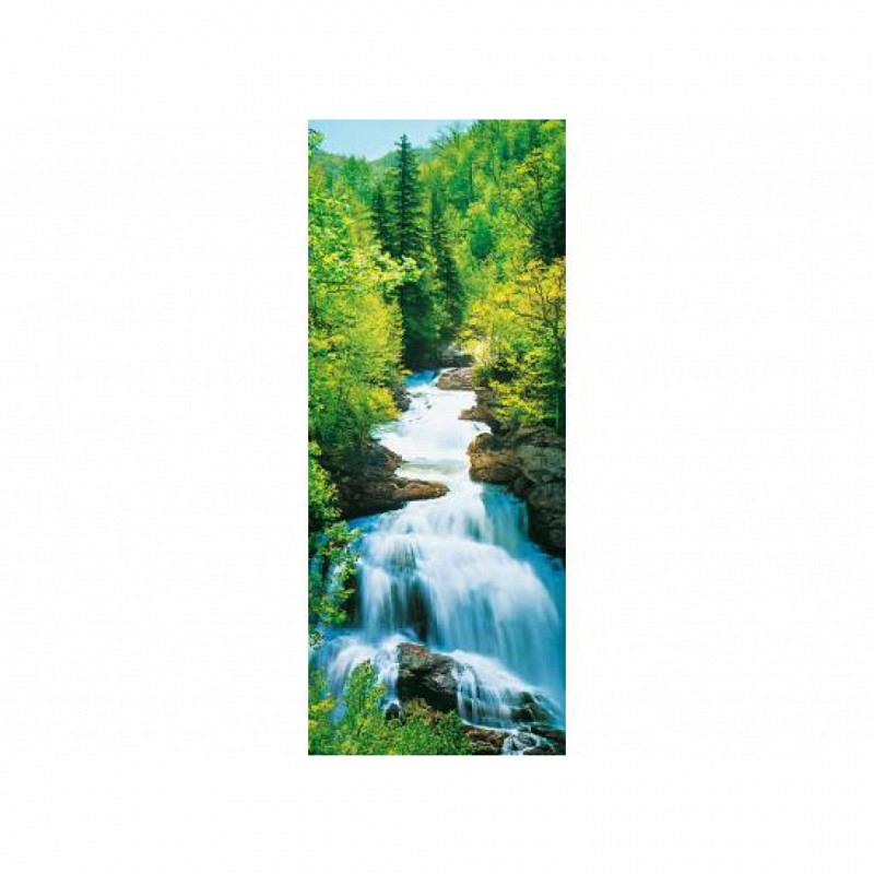 Türtapete Türposter Wasserfall