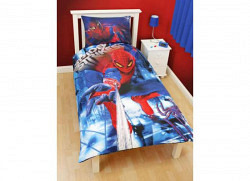 Bettw�sche 3D The Amazing Spiderman Marvel Movie