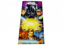 Badetuch Strandtuch Handtuch Star Wars Jedi Ritter