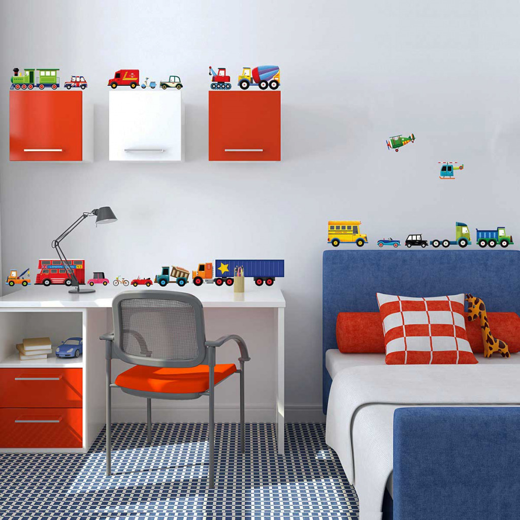 deko kinderzimmer feuerwehr ihr traumhaus ideen. Black Bedroom Furniture Sets. Home Design Ideas