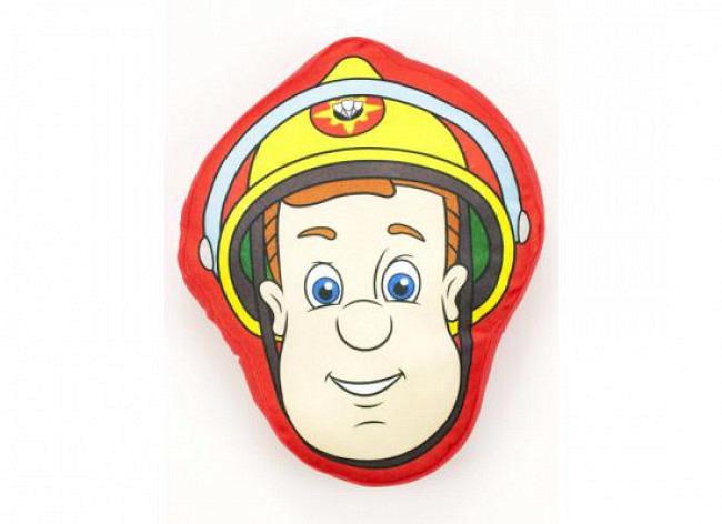 Feuerwehrmann Sam Kuschelkissen Dekokissen