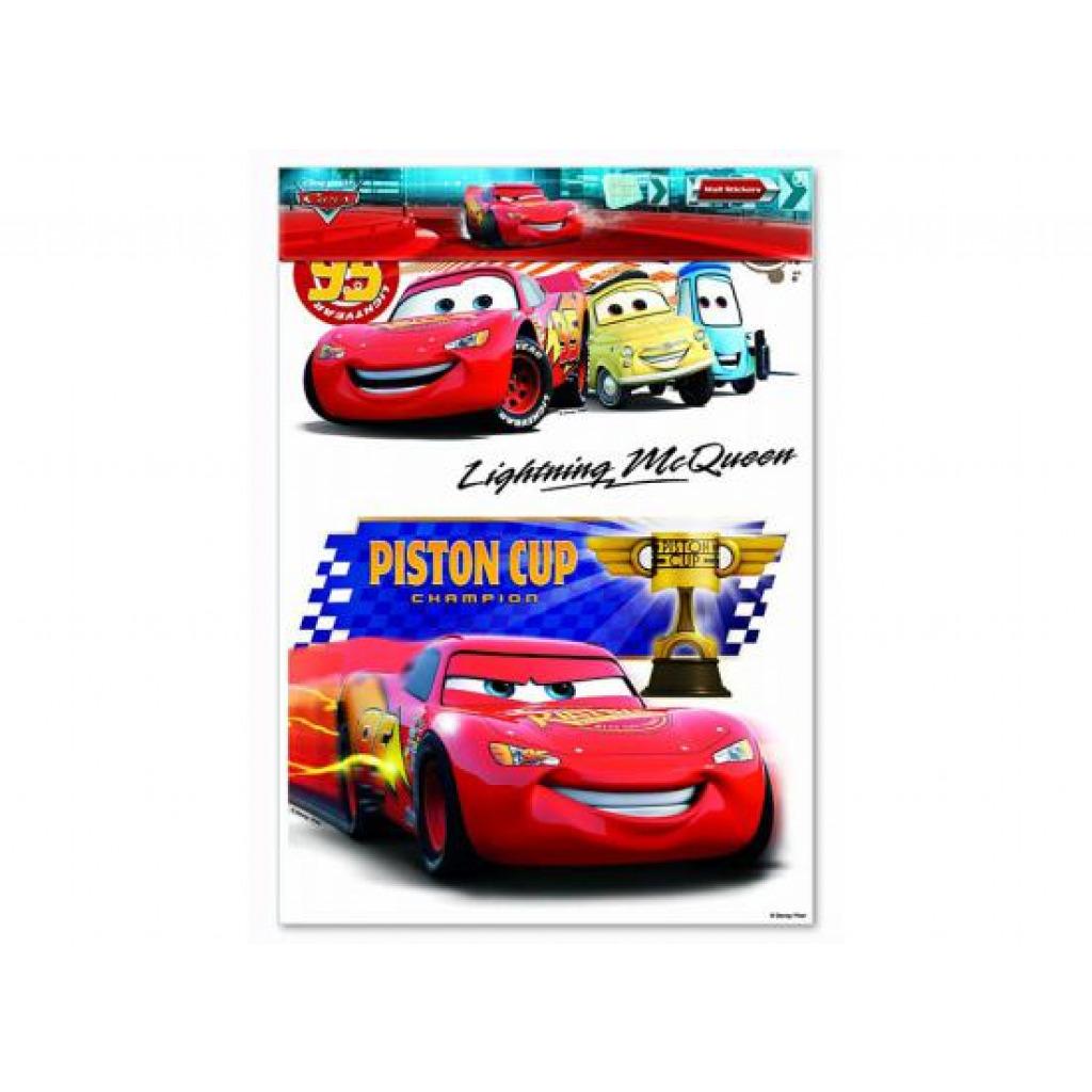 Wandsticker Disney Pixar Cars Wandtattoo Kinderzimmer