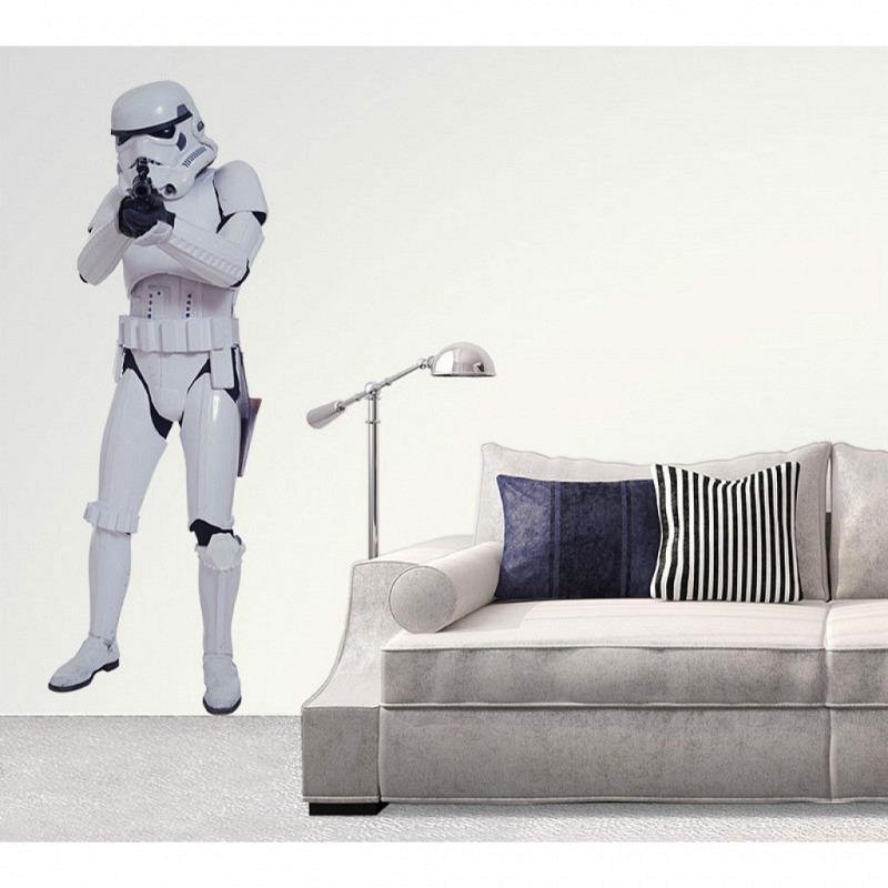 Riesiger Wandsticker Star Wars Klonkrieger