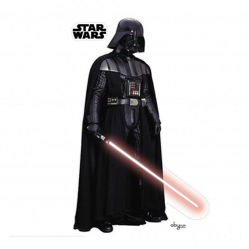 Riesen Wandtattoo Darth Vader