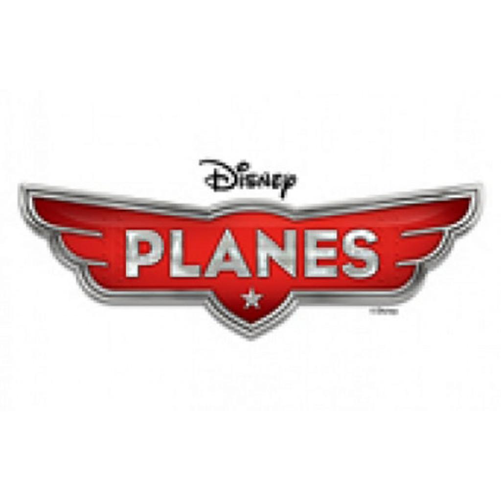 Fototapete Kinderzimmer Wandbild Walltastic Disney Planes Flugzeuge Logo
