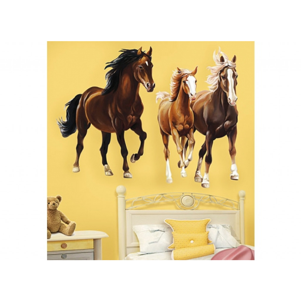 4 - Pferde kinderzimmer ...