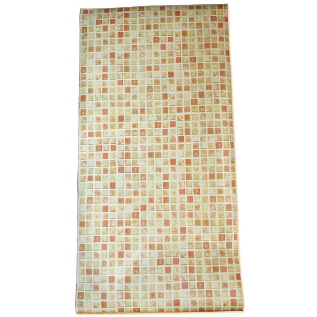 Selbstklebende Tapete Mosaik : abwischbare Tapeten – selbstklebend -