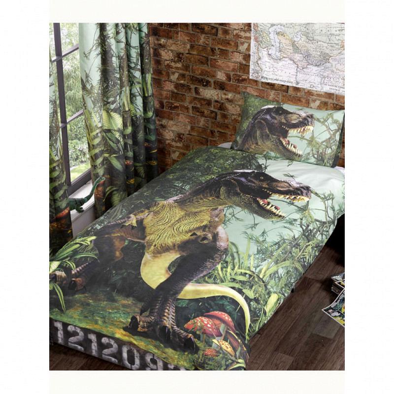 Bettwäsche Dinosaurier T.Rex