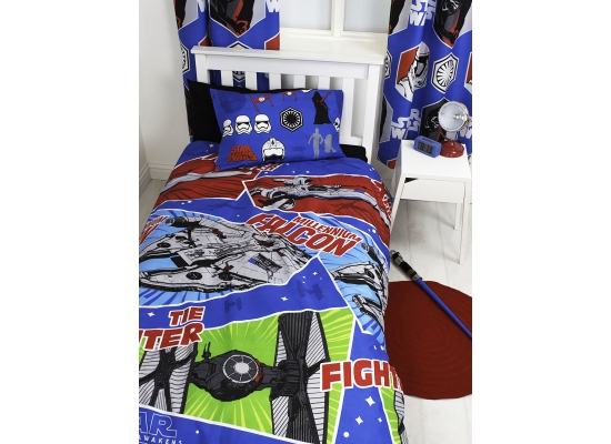 bettw sche star wars kampfschiffe star wars. Black Bedroom Furniture Sets. Home Design Ideas