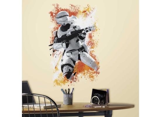 RoomMates Wandsticker Star Wars Sturmtruppen Flammenwerfer Jugendzimmer