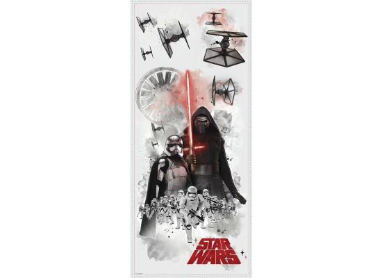 RoomMates Wandsticker Star Wars die dunkle Seite der Macht