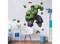 Wandsticker der unglaubliche Hulk XXL