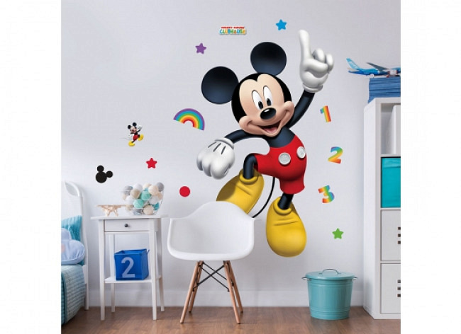 Wandsticker Disney Mickey Mouse XXL