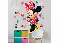 Wandsticker Disney Minnie Mouse XXL