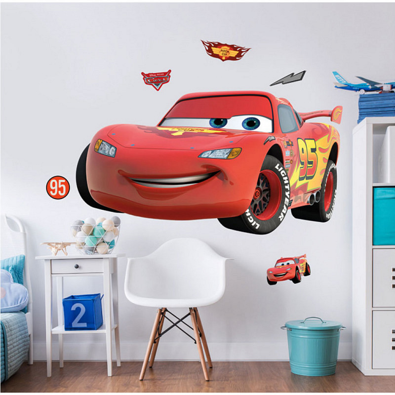 Wandsticker Disney Pixar Cars XXL