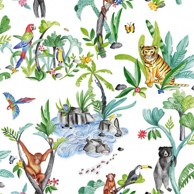 Tapete Dschungelfieber