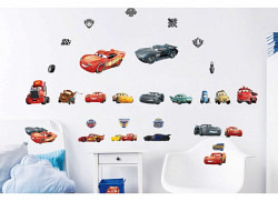 Walltastic Wandsticker Cars 3