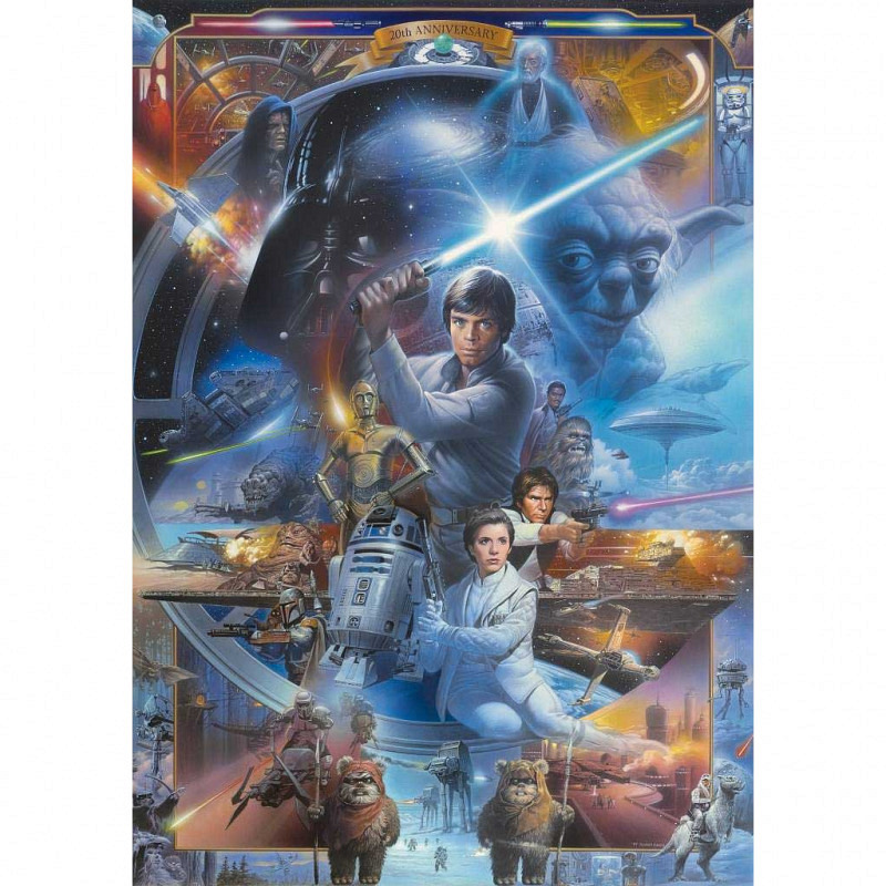 Fototapete Star Wars Anniversary
