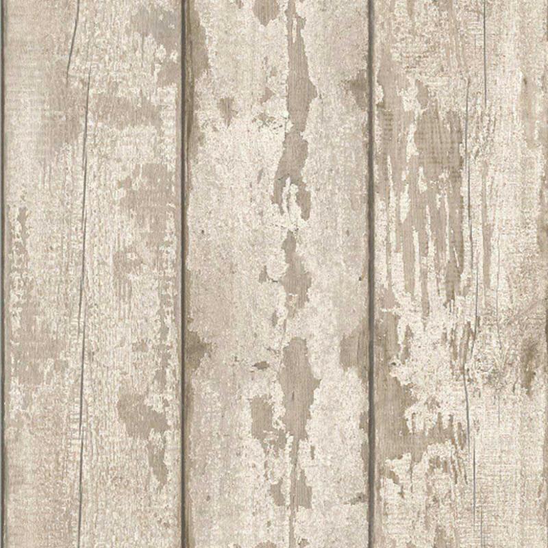 Tapete ausgewaschenes Holz